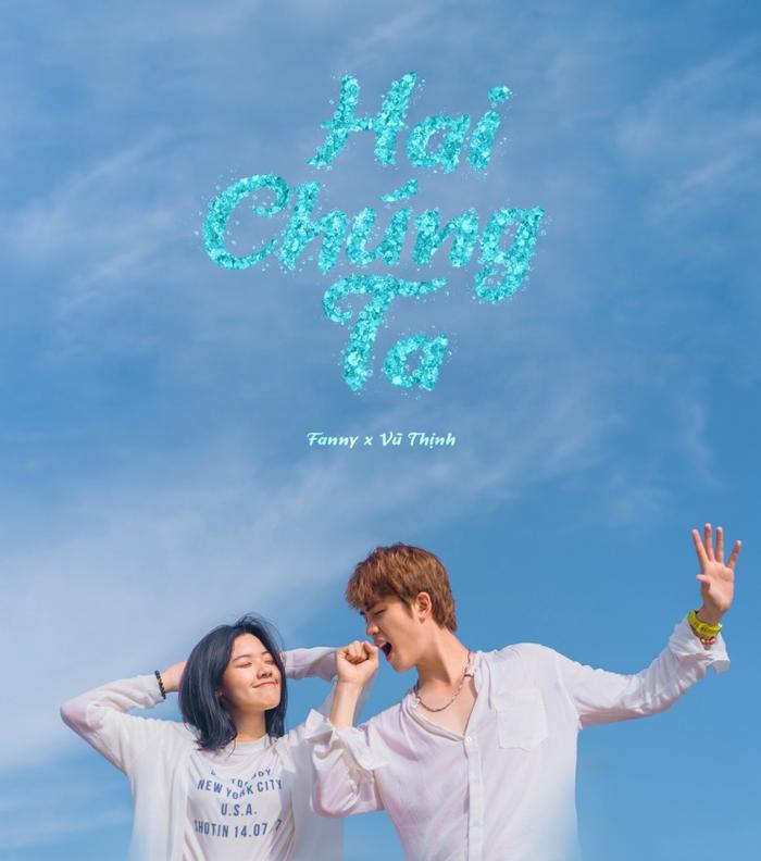 Fanny Trần mới đây đã cho ra mắt MV thứ hai mang tên Hai chúng ta. Đây là sản phẩm được Fanny kết hợp cùng Vũ Thịnh – thành viên của nhóm nhạc The Wings.