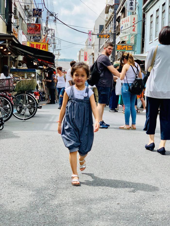 Con gái út của HH Hà Kiều Anh được dự đoán sẽ trở thành tiểu mỹ nhân trong tương lai ảnh 14