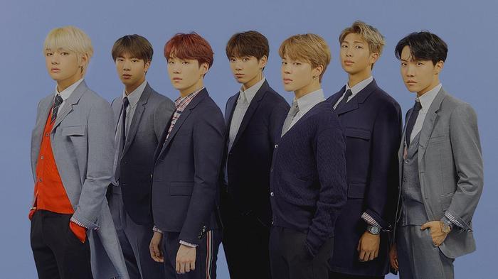 Các album của BTS xuất hiện dày đặc BXH tiêu thụ album trong tháng 8.