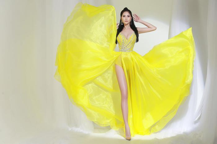 Ứng viên Việt Nam được chờ đợi vì Phương Khánh đang là đương kim Hoa hậu Trái đất.