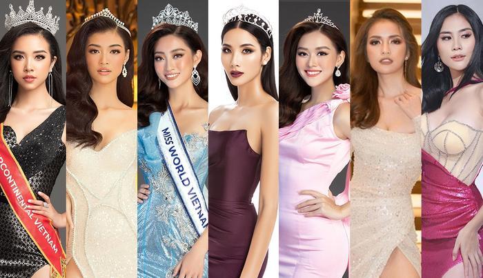 Người đẹp Việt Nam nào sẽ mang vương miện hoa hậu quốc tế trong năm 2019?