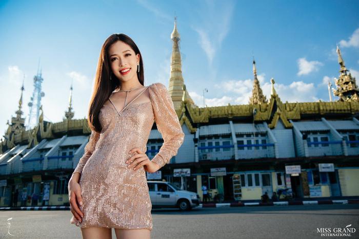 Năm 2018, á hậu Bùi Phương Nga lọt Top 10 Miss Grand International.