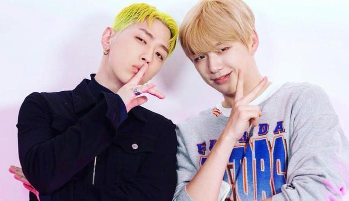 Kang Daniel và GRAY tung hứng về sản phẩm mới khiến fan phấn khích.