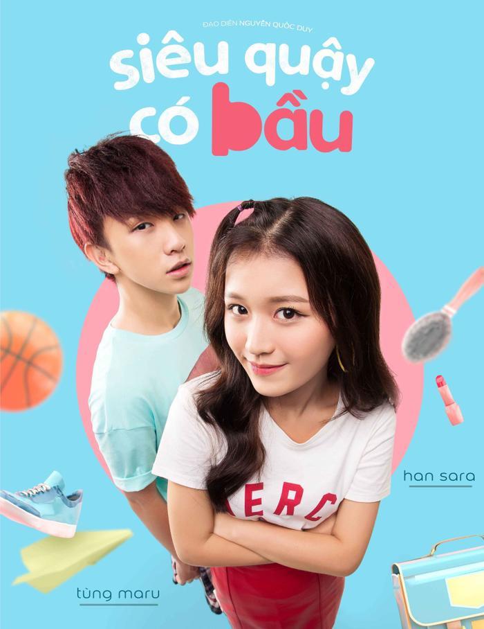 Han Sara và Tùng Maru có màn kết hợp tiếp theo trong sản phẩmTuổi học trò.