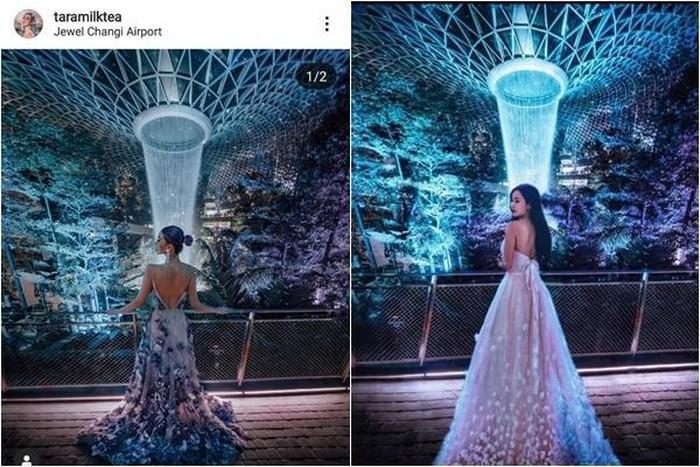 Những bức ảnh so sánh khiến vợ hai Minh Nhựa muốn cãi cũng khó.