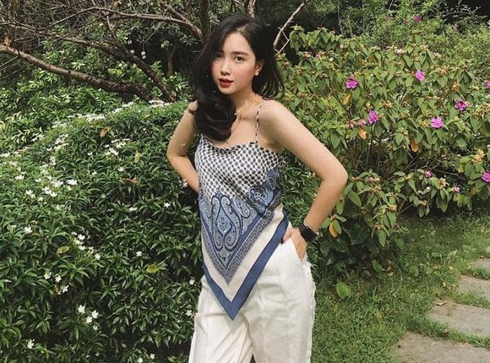 Tết trung thu, Hà Đức Chinh lần đầu lộ ảnh cùng bạn gái nóng bỏng ảnh 5