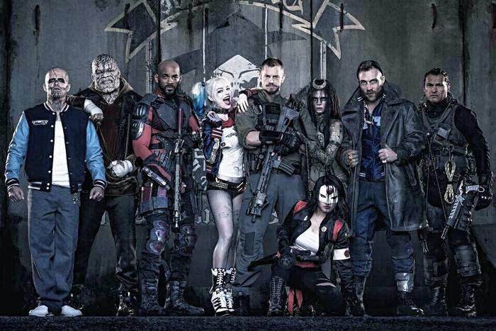 Loạt ảnh tiết lộ dàn nhân vật mới xuất hiện trong 'The Suicide Squad'