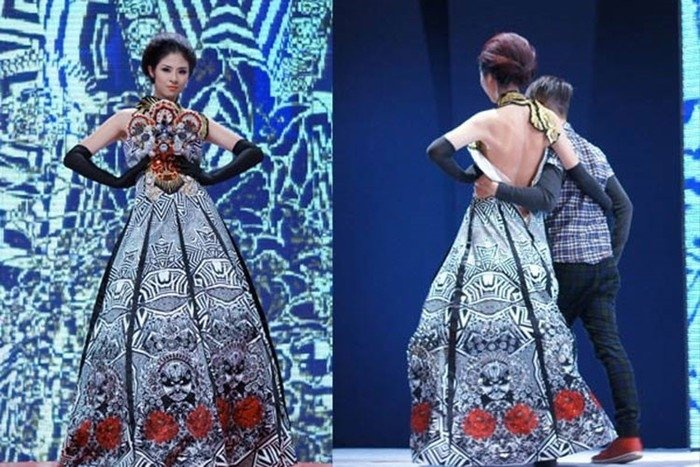 Tóc Tiên, Hương Giang quẩy sung lộ điểm nhạy cảm trên sân khấu, nhìn sang Trấn Thành ai cũng cười bò ảnh 8