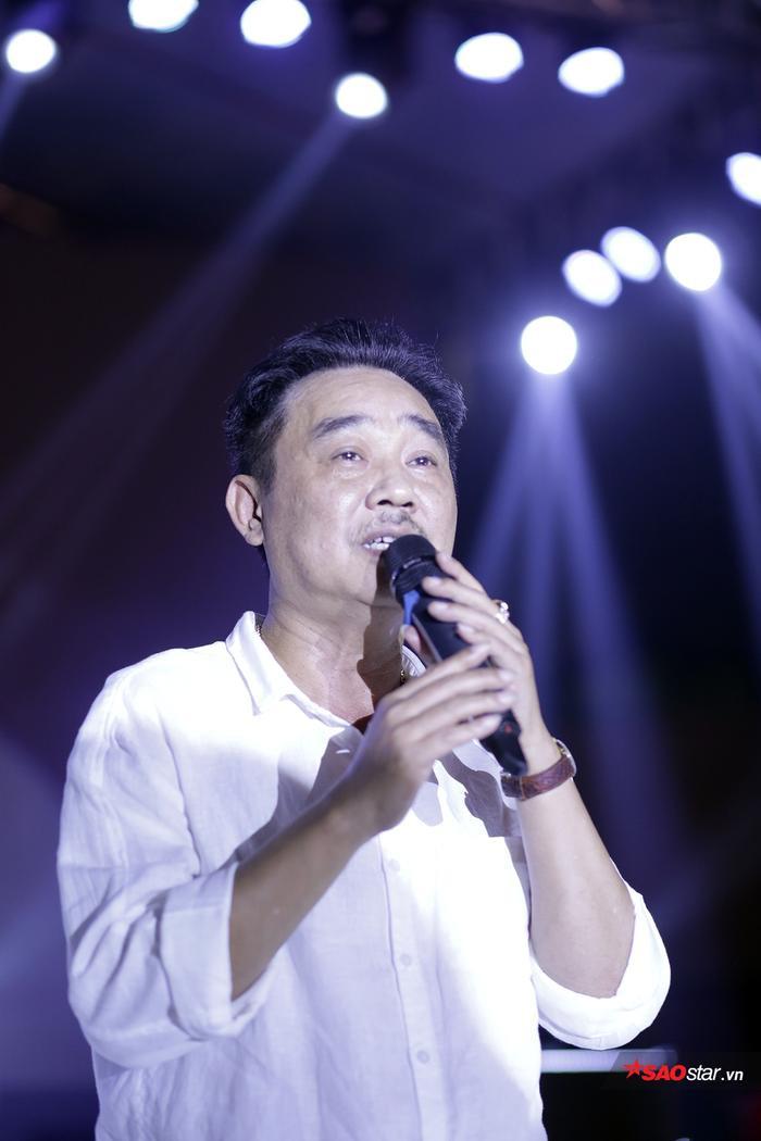 Chương trình có sự góp mặt của những nghệ sĩ nổi tiếng trên hàng ghế giám khảo như NSƯT Quốc Khánh…