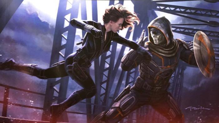 Taskmaster được cho là kẻ thủ ác trong phần phim riêng của Black Widow