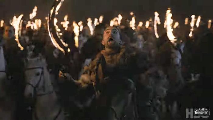 Bị fan chê 'tối mò', tập phim 'The Long Night' của Game of Thrones vẫn ẵm trọn giải Emmy danh giá ảnh 3