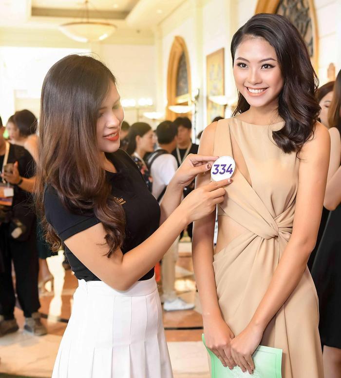 Đào Thị Hà người đẹp quyết tâm thay đổi bản thân để đến với Miss Universe Vietnam 2019.