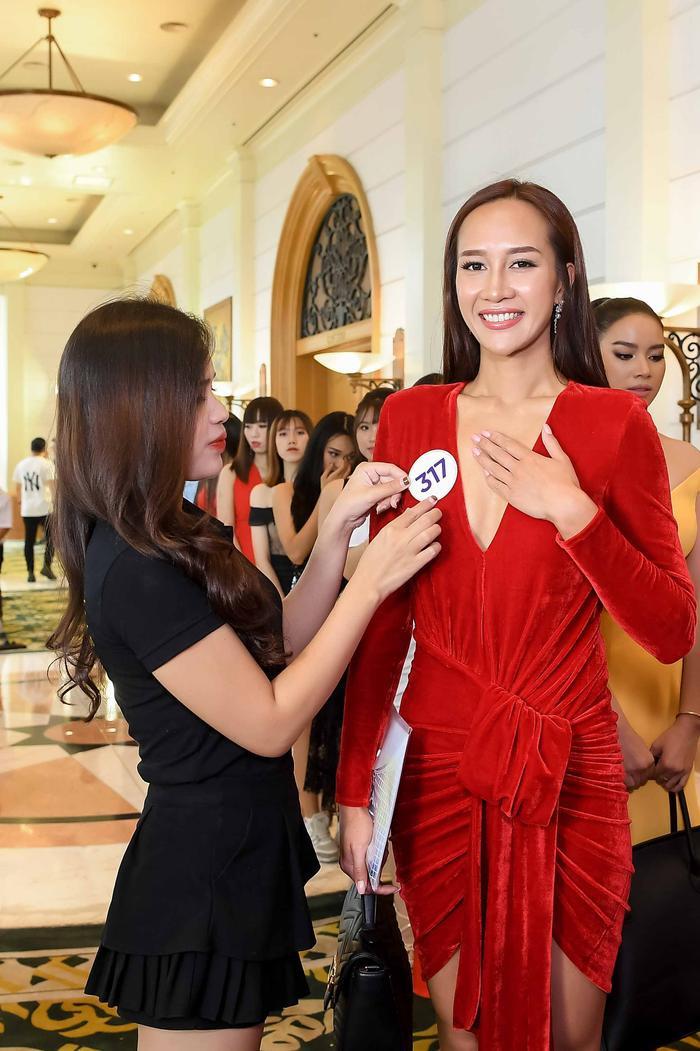Nguyễn Thị Anh rạng rỡ xuất hiện với hình ảnh mới.