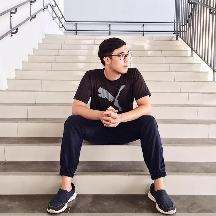 Ước mơ của Hiểu Phong là trở thành luật sư