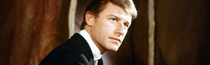 Nam diễn viên quá cố Roddy McDowall.