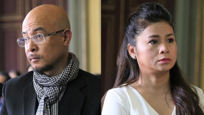Phiên tòa xét xử phúc thẩm được mở do có kháng cáo bà Lê Hoàng Diệp Thảo (nguyên đơn), kháng cáo bị đơn là ông Đặng Lê Nguyên Vũ và kháng nghị của viện trưởng VKSND TP. HCM.
