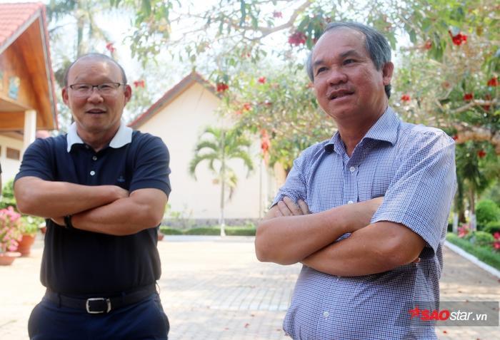 HLV Park Hang Seo đã tròn 2 năm đến Việt Nam theo lời mời của bầu Đức.