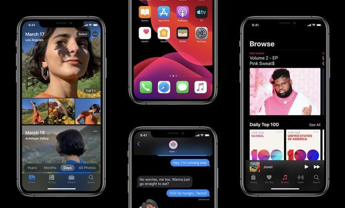 iOS 13 rất đáng để người dùng iPhone 6/6+ hoặc thế hệ iPhone cũ hơn lên đời iPhone 11. (Ảnh: Apple)