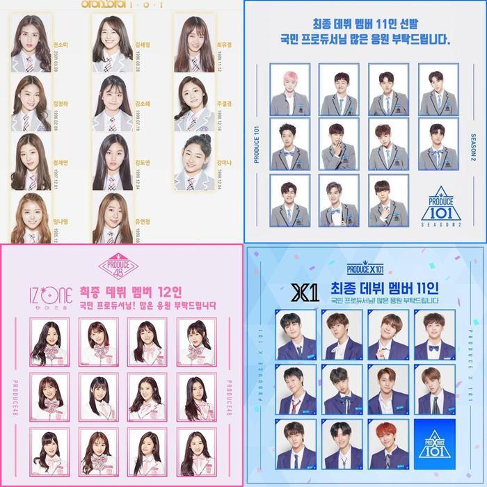 Ca khúc debut được Knet yêu thích nhất từ Produce 101 cũng rất khác biệt.