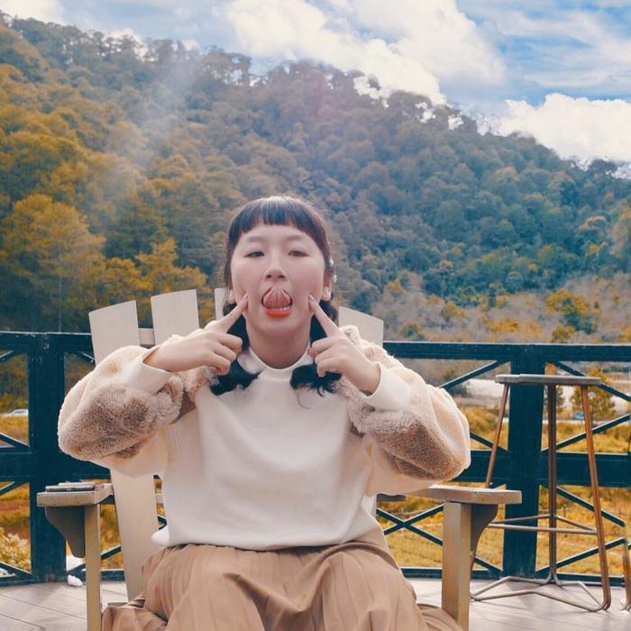 Hiện tại, Trang Hý đang thử sức với vai trò là diễn viên.