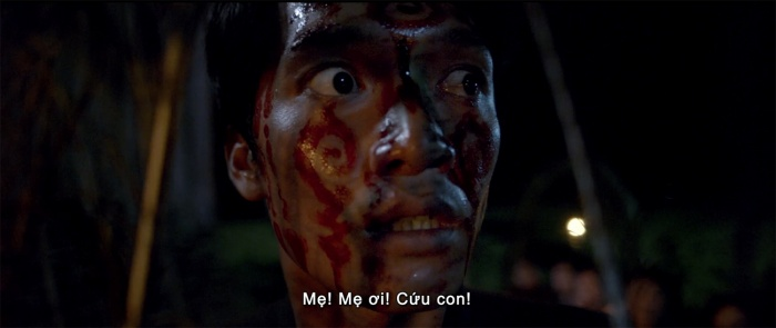 Thất Sơn tâm linh tung trailer gây shock với loạt cảnh giết người rùng rợn của gã sát nhân có thật tại Việt Nam ảnh 3