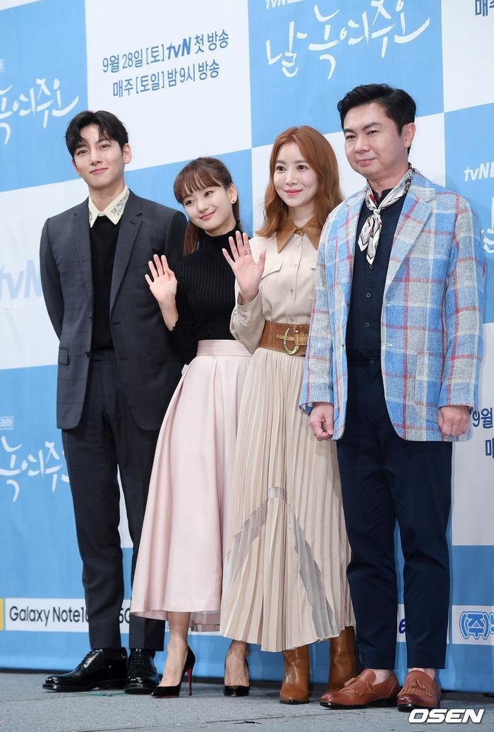 Họp báo Melting Me Softly: Ji Chang Wook nói về tình yêu dành cho Yoon Se Ah, nên chèo thuyền nữ chính hay nữ phụ? ảnh 1