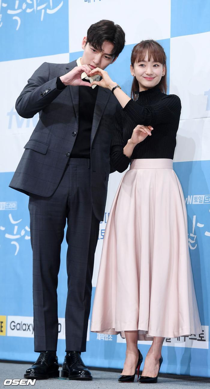 Họp báo Melting Me Softly: Ji Chang Wook nói về tình yêu dành cho Yoon Se Ah, nên chèo thuyền nữ chính hay nữ phụ? ảnh 10