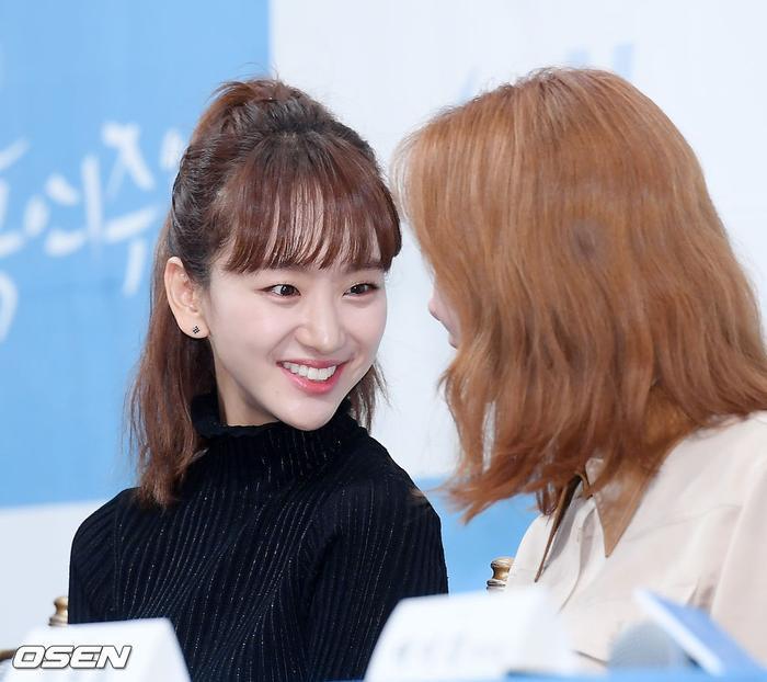 Họp báo Melting Me Softly: Ji Chang Wook nói về tình yêu dành cho Yoon Se Ah, nên chèo thuyền nữ chính hay nữ phụ? ảnh 6