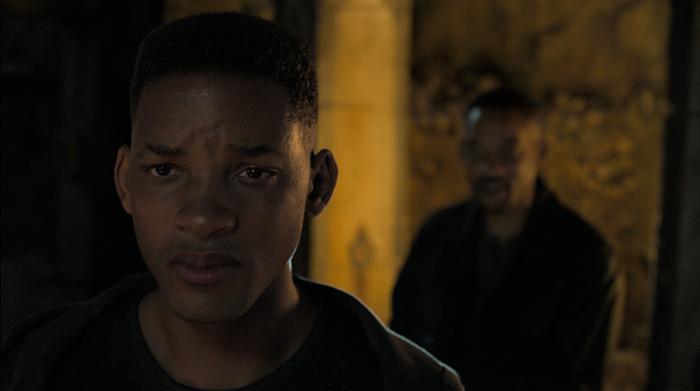 Bậc thầy của những bộ phim gây shock  Lý An bắt tay cùng Will Smith trở lại trong phim hành động Đàn ông song tử ảnh 5