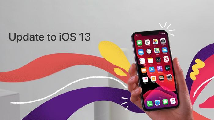 Bản cập nhật iOS 13 chính thức đã ra mắt người dùng iPhone vào rạng sáng ngày hôm nay (múi giờ Việt Nam), với rất nhiều cải tiến về hiệu suất và tính năng. (Ảnh: Internet)