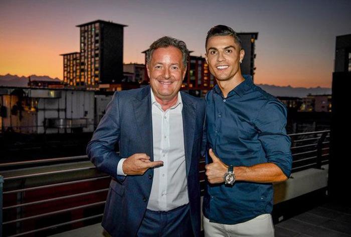 Ronaldo chia sẻ câu chuyện muốn tìm lại ân nhân