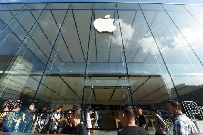 Apple có một khởi đầu tốt tại Trung Quốc năm nay cùng những chiếc iPhone mới.