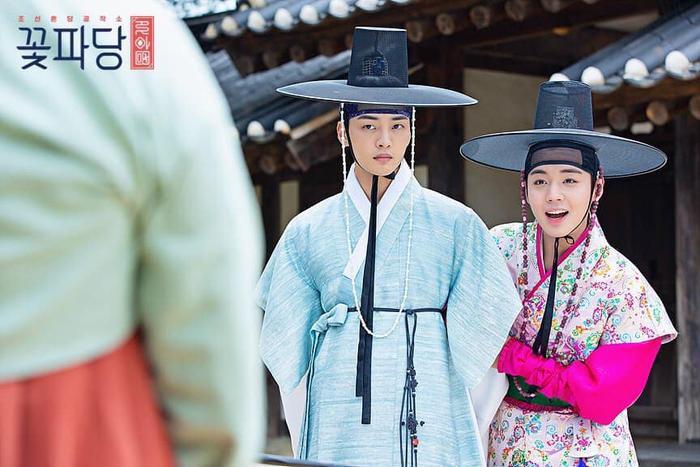 Park Ji Hoon xuất hiện cực dễ thương, rating Biệt đội hoa hòe xác lập thành tích khủng ngay tập mở màn ảnh 2