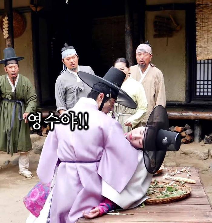 Park Ji Hoon xuất hiện cực dễ thương, rating Biệt đội hoa hòe xác lập thành tích khủng ngay tập mở màn ảnh 7