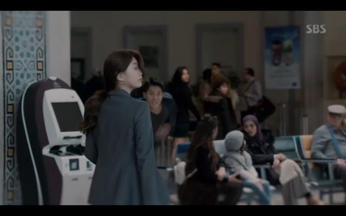 Nhân chứng duy nhất là Go Hae Ri lại không thể nhớ.