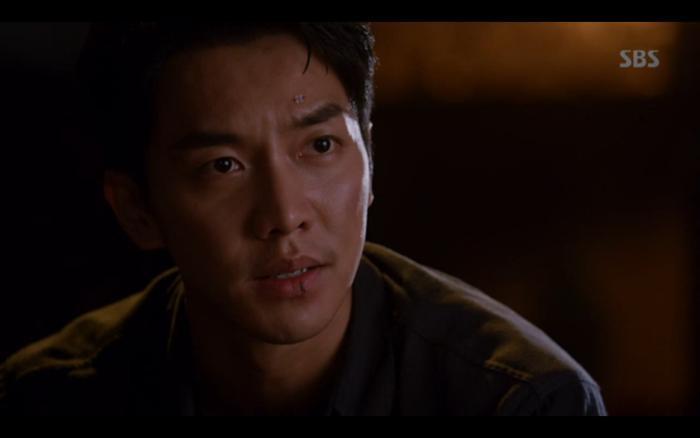 Dal Gun khẩn thiết mong Hae Ri giúp mình điều tra.