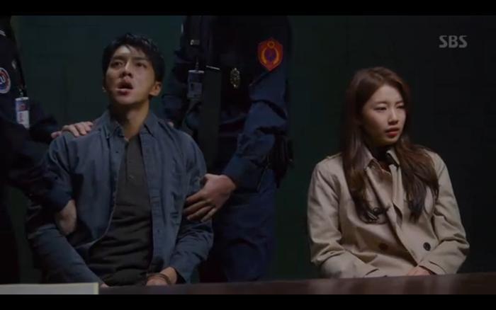 Phim Vagabond tập 2: Suzy xả thân cứu Lee Seung Gi thoát khỏi nhà tù, cùng nhau điều tra phần tử khủng bố? ảnh 27