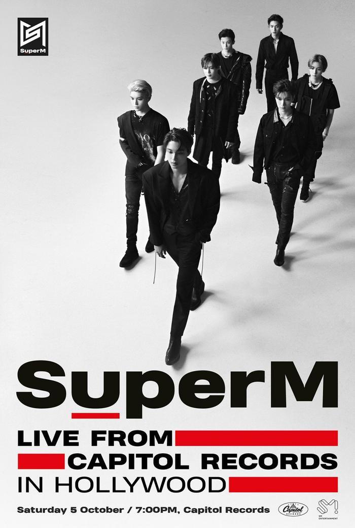 Buổi showcase debut sẽ được diễn ra vào ngày 5/10 tạiCapitol Records Tower in Hollywood, California, Mỹ.