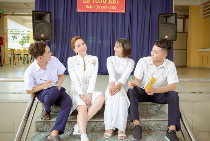 Minh Dự chơi lớn khi mời Anh Tú, BB Trần và cả thần tượng tuổi thơ góp mặt trong sản phẩm mới