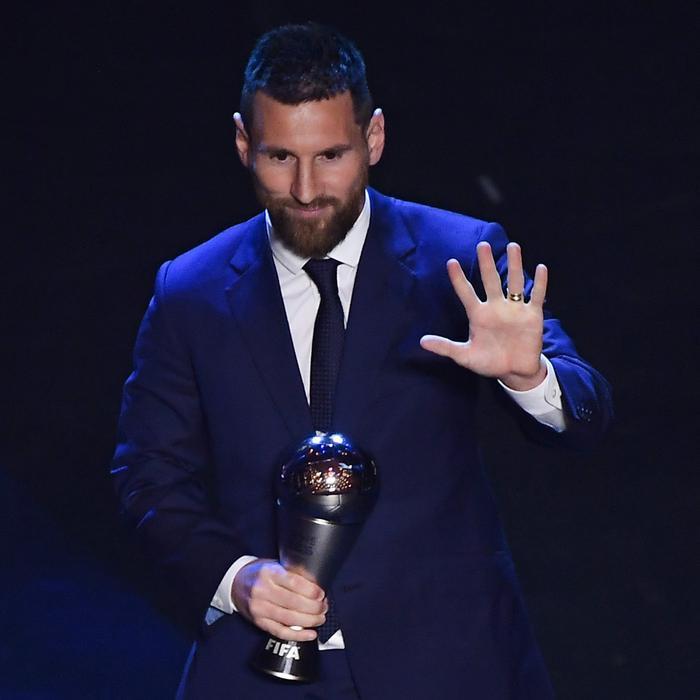 Vụ trao giải thưởng The Best FIFA 2019 cho Messi có dấu hiệu của sự gian lận.