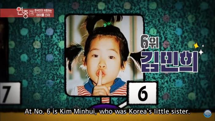 Top 12 sao nhí nổi tiếng nhất Hàn Quốc: Sức ảnh hưởng lớn của em trai, em gái quốc dân! ảnh 6