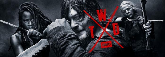 The Walking Dead mùa 10: Video mới nhá hàng tập 1 cùng bộ poster chính thức ảnh 0