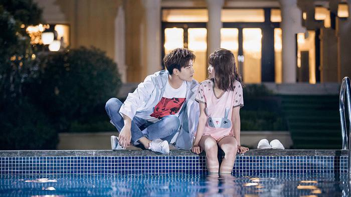 Thế giới nợ tôi một mối tình đầu vừa phát sóng đã có lượt rating cao không thua kém phim Hàn Quốc ảnh 2