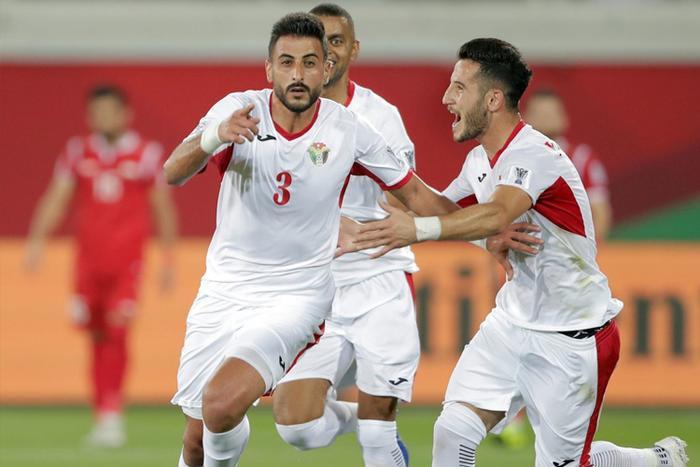 Bóng đá Jordan đang đi những nước đi đầy tham vọng.