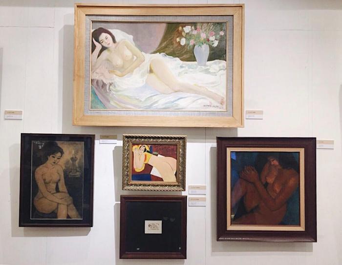 Triển lãm tranh khỏa thân diễn ra từ 26 – 29/9, tạitrường Đại học Mỹ thuật Việt Nam