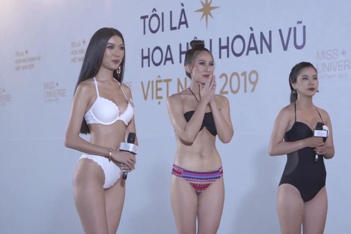 Tập 1 Miss Universe Vietnam: Thúy Vân bị soi vì xuất hiện như celeb, Tường Linh  Hương Ly bật khóc? ảnh 1