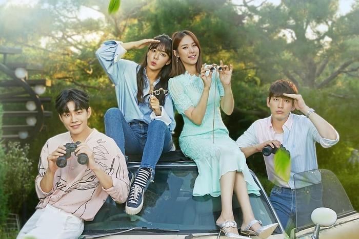 Loạt phim Hàn lên sóng vào Thu/Đông 2019: Trông đợi Jang Nara, Moon Geun Young hay Son Ye Jin? ảnh 2