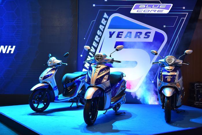 Yamaha đánh dấu chặng đường 5 năm của Blue Core bằng một hành trình đặc biệt.