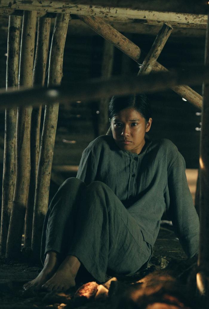 Review phim Thất Sơn tâm linh: Không jump-scare mà vẫn nghẹt thở, Hoàng Yến Chibi diễn vai câm điếc xuất thần bằng ánh mắt ảnh 18