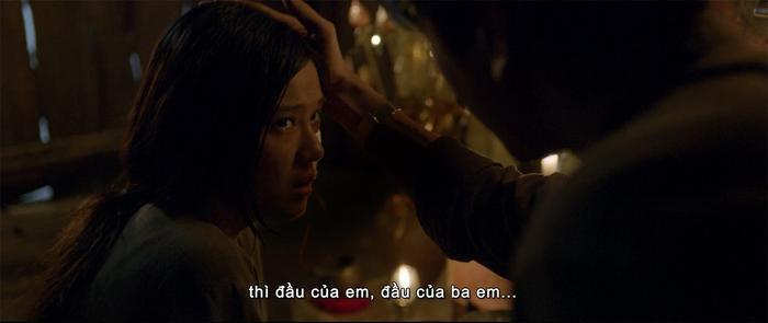 Review phim Thất Sơn tâm linh: Không jump-scare mà vẫn nghẹt thở, Hoàng Yến Chibi diễn vai câm điếc xuất thần bằng ánh mắt ảnh 10